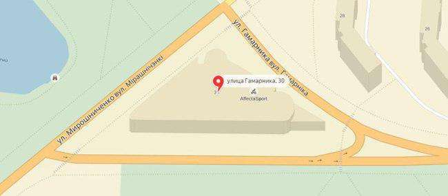 AffectaSport адрес