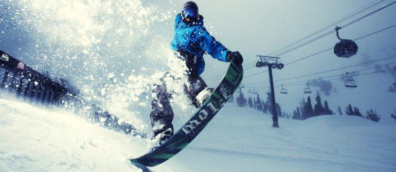 Сноубординг (изобретение Snurfer)