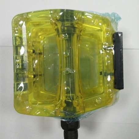 Педали для BMX NECO WP-601 желтые