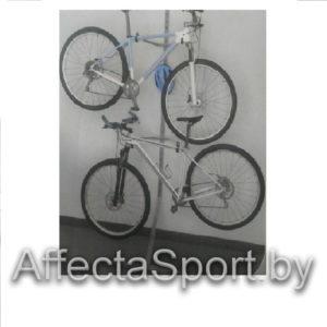Стойка для велосипедов (на 2 велосипеда)