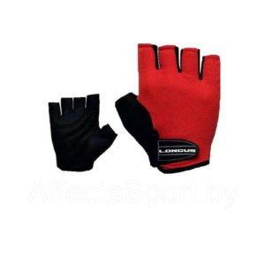 Перчатки Longus Sofly красные