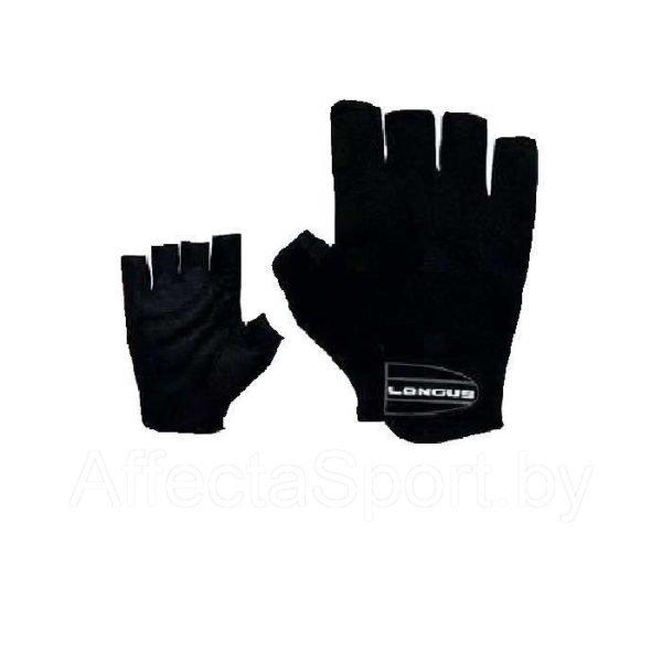 Перчатки Longus Sofly черные