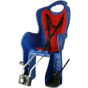 Кресло велосипедное детское HTP ELIBAS T (красный)