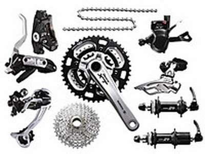 Велозапчасти и детали