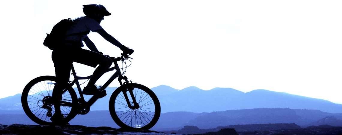 Как правильно садиться на велосипед