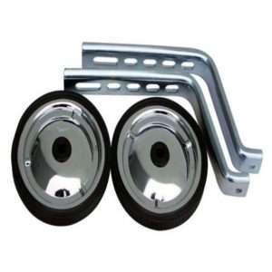 Вспомогательные колеса LONGUS, 12-20″, регулируемые, метал. колеса
