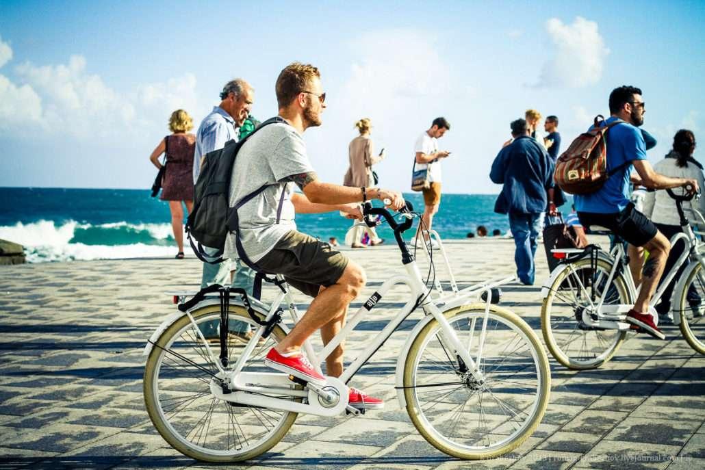 Выбор городского велосипеда