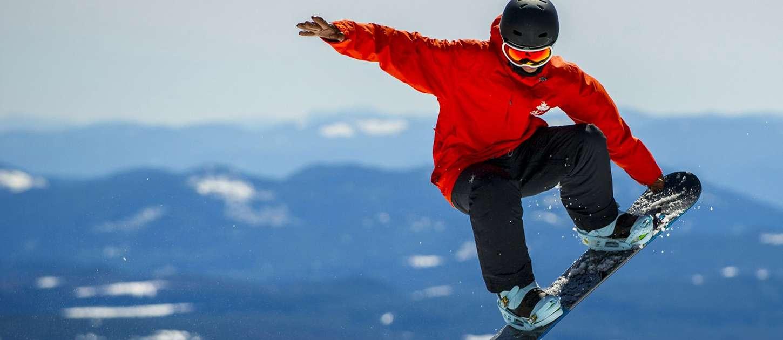 Как выбрать первый сноуборд: помощь начинающим