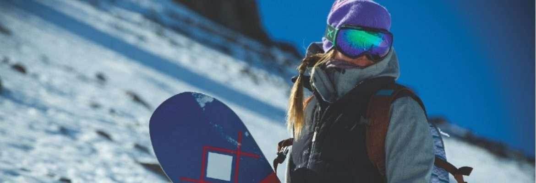 Выбираем горнолыжную маску: советы опытных сноубордистов