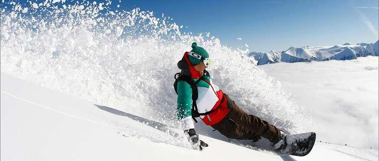 Выбор ростовки сноуборда