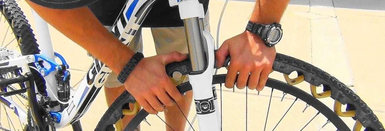 Как правильно накачать колеса велосипеда
