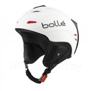Шлем горнолыжный BOLLE POWDER SOFT WHITE