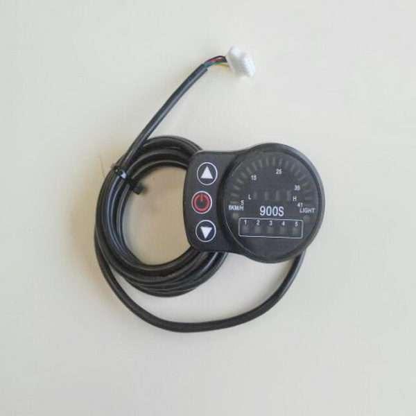 Панель управления/дисплей LED
