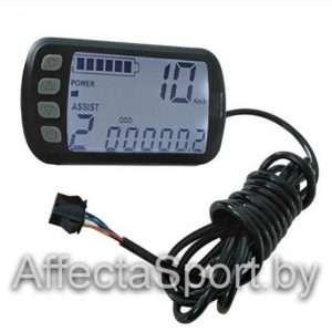 Панель управления/дисплей LCD