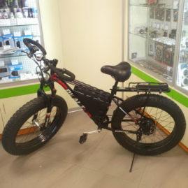 Электровелосипед Фэтбайк QIFANT 750W фото 1