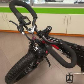 Электровелосипед Фэтбайк QIFANT 750W фото 2