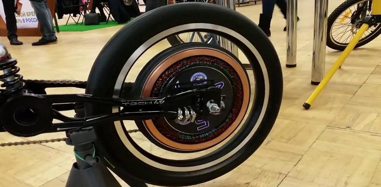 Выбираем мотор-колесо: редукторное или с прямым приводом?