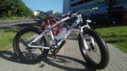 Электро велосипед фэтбайк (Fat Bike) фото2