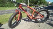 Электро велосипед фэтбайк (Fat Bike) фото3