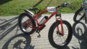 Электро велосипед фэтбайк (Fat Bike) фото4