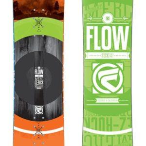 Сноуборд 153 Flow Merc