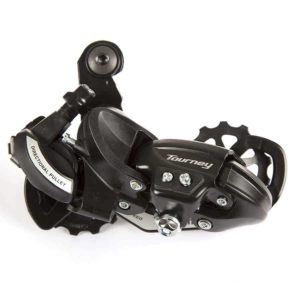 Turney RD-TY500, Rear derailleur, 6/7sp