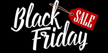 «Чёрная пятница» — скидки до 50%