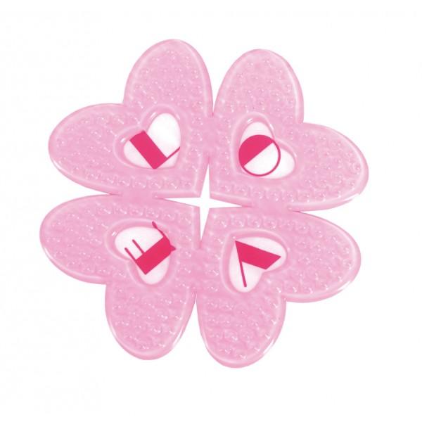 Наклейки противоскользящие Love Pink