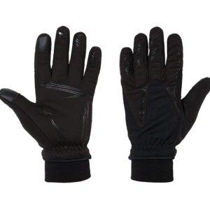 Велоперчатки JAFFSON WCG 43-0557 (чёрный)