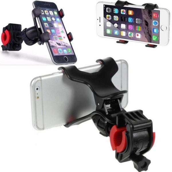 Универсальный держатель (крепление) для телефона на руль велосипеда