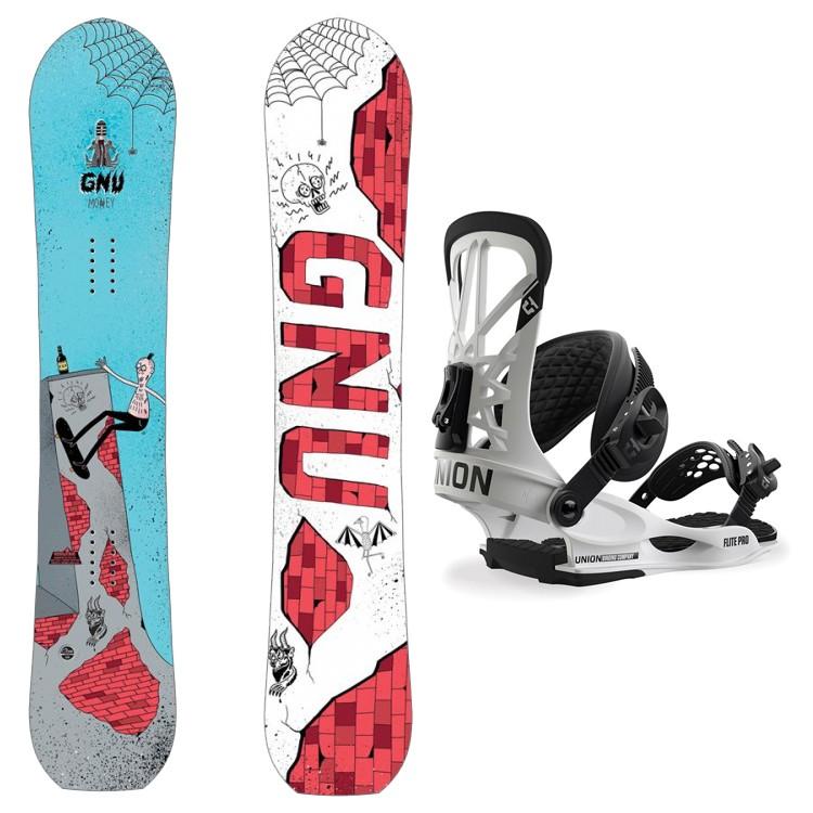 Сноуборды комплекты б/у