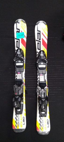 Детские Горные лыжи Elan Extra Pro 80 Б/У