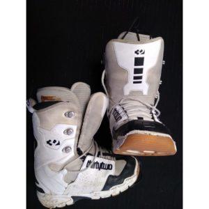 Ботинки сноубордические 32 Б/У