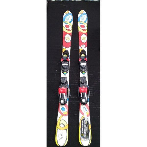 Детские горные лыжи Hotsport Б/У