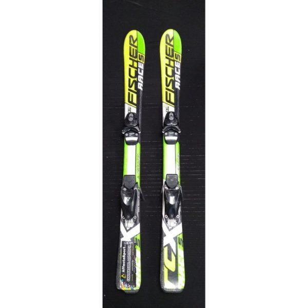 Детские горные лыжи Fischer Б/У
