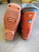 Ботинки горнолыжные Tecnica (orange) Б/У