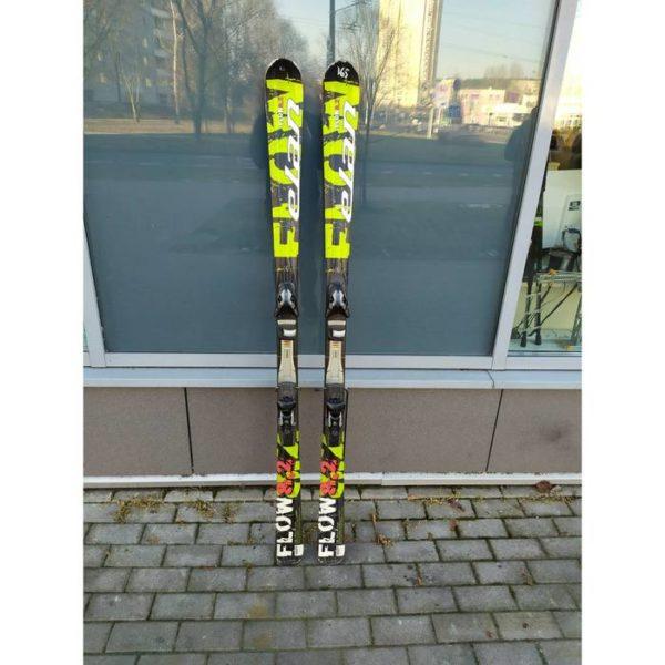 Горные лыжи Elan Flow 8.2 Б/У