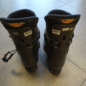 Горнолыжные ботинки Salomo Evo Gray Б/У