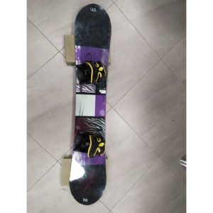 Сноуборд Ride Compact 150 Б/У