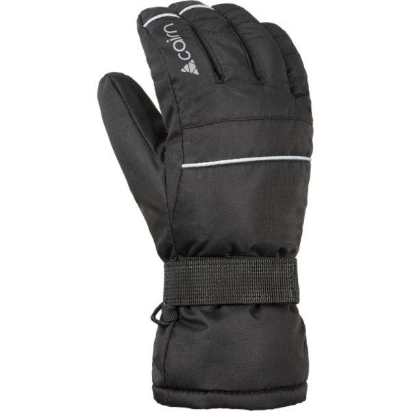 Перчатки Cairn-Ceres-black-white