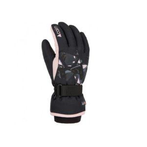 Перчатки CAIRN WIZAR CTEX BLACK PINK FRAGMENT