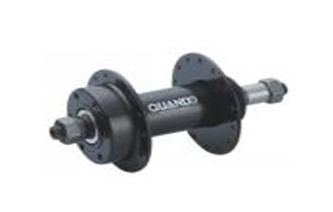Втулка заднего колеса QUANDO DISK (36H/DB/QR/BK)
