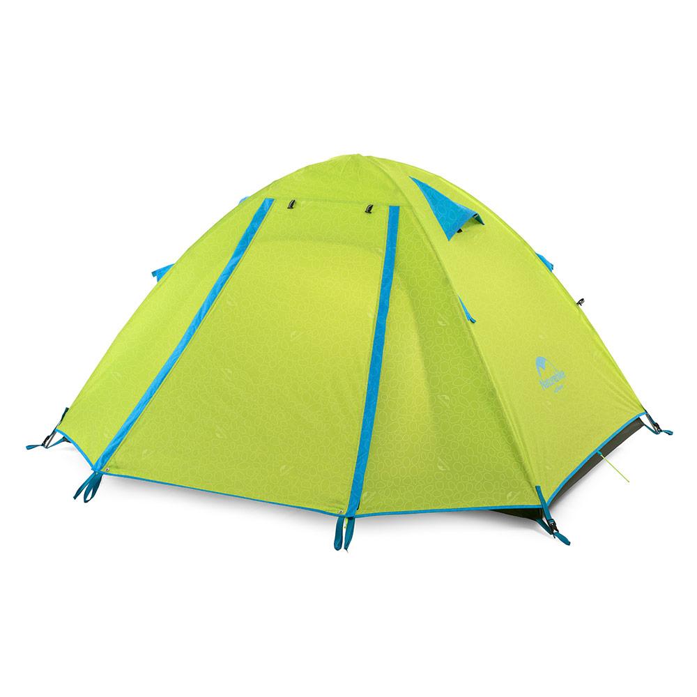 Прокат трехместной палатки Naturehike P-Series 3 (210T)