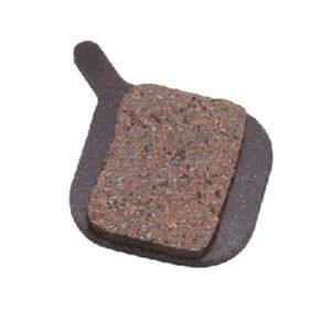 Колодки тормозные Baradine DS-03 Semimetal