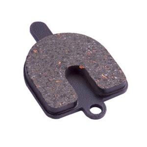 Колодки тормозные Baradine DS-06 Semimetal