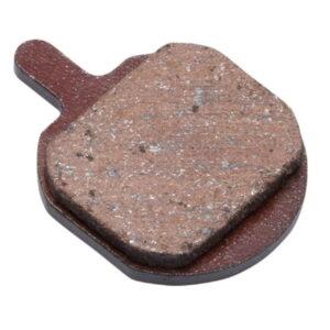 Колодки тормозные Baradine DS-26 Semimetal