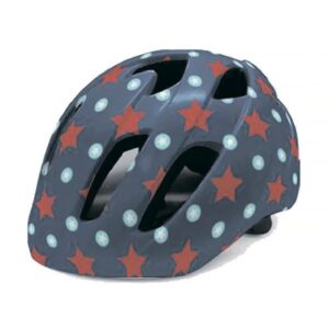 Шлем велосипедный детский Cigna WT-020 (тёмный/синий)