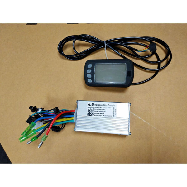 Набор контроллер 350w/48v/13a с LCD дисплеем