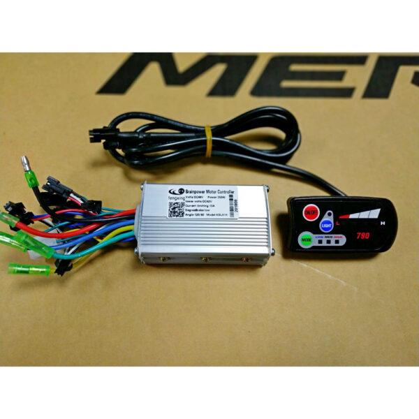 Набор контроллер 350w/48v/13a с LED дисплеем модель LED790