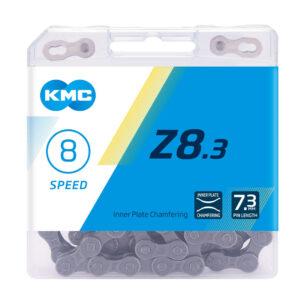 Цепь KMC Z8.3 на 8 скоростей